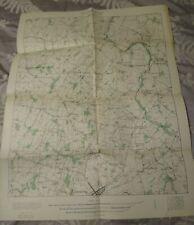 Gettysburg Antietam 1925 Topog. Map (New Oxford)