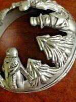 Yankee Candle Illuma-Lid Snowman 1235587  Jar Candle Accessory