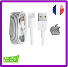 Cable Original Neuf Apple Chargeur Lightning Usb iPhone 5 /6 / 7 / 8/ X