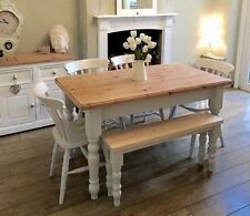 Handmade Up to 6 Seats Kitchen & Dining Tables