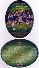 ★ HEINEKEN ★ RUGBY Sous bock coaster deckel #4 --- H-Cup 2008