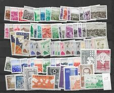 1958 MNH Turkey year collection postfris**