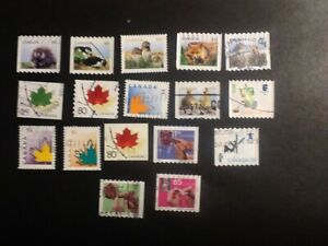 CANADA USED CLASSIC HIGH FACE V. ISSUES, NICE  # 503
