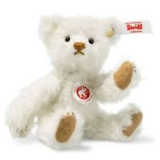 STEIFF Limited Edition Mini Teddy Bear 1906 EAN 006692 + box 10cm White New