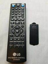 LG Model COV33662707 DVD Player Remote Control tested works
