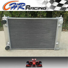 FOR VW CORRADO SCIROCCO JETTA GOLF GTI MK2 1.8 16V 86-92 ALUMINUM ALLOY RADIATOR