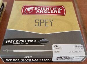 Scientific Anglers Spey Evolution Spey Line 600 Grain, NEW!