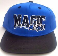 New! NBA Orlando Magic Blue Embroidered Snap back Cap