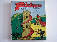 PADABOUM POCHE N° 12 BON ETAT DE 1967 .
