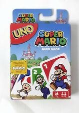 Mattel onu juego de cartas super mario Edition card game (eng)