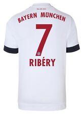 Trikot Adidas FC Bayern München 2015-2016 Away - Franck Ribery [164 bis XXL] FCB
