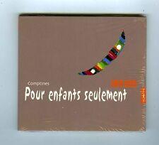 CD (NEW) ABED AZRIE POUR ENFANTS SEULEMENT (COMPTINES)