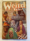 Weird Tales Feb 1936 Science Fiction Magazine Pulp Digest Vol 29 No. 2 XLNT