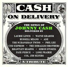 Cash On Delivery: The Songs of Johnny Cash A Tribute CD