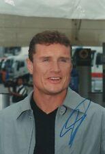 David Coulthard Autogramm signed 20x30 cm Bild