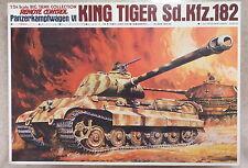 BANDAI 1/24 KING TIGER Sd.Kfz.192  REMOTE CONTROL RARE MODEL!!