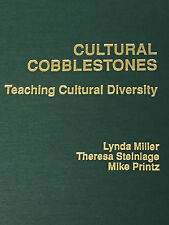 1st Edition Cultural Cobblestones, Teaching Diversity - Ethnic Growth - Limited