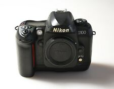 Nikon D100 6.1 MP Digital SLR Professional Camera 2006238 (BODY ONLY)