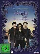 11 DVDs * Die Twilight Saga - Biss in alle Ewigkeit - Komplettbox # NEU OVP $
