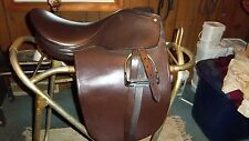 CUTBACK EQUITATION  SADDLE FITS ARABS & MORGANS INCLUDES ALL FITTINGS,PAD & CASE