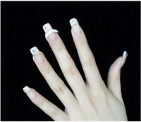 Nail Art Sticker French Tip Manicure Guides Stickers French Smile Line Half Moon