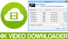 4K Video Downloader Pro Unlimited download YouTube Video Grabber Playlist Audio