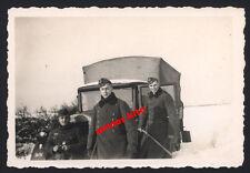 Russland-1942-Panzer-Artillerie-Regiment 16 -mot.-6.Armee-sd.kfz-LKW