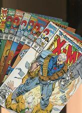 Uncanny X-Men 294,295,296,297,298,299,300 * 7 * 1st Graydon Creed & Amelia Voght