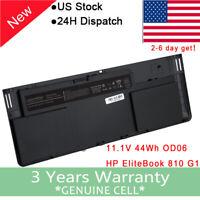 Battery for HP EliteBook Revolve 810 G1 G2 G3 HSTNN-IB4F 698943-001 OD06XL 44Wh