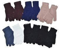 Men Size Winter Knit Magic Gloves Wholesale 12 Pairs For Work Sports New York