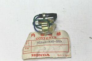 HONDA Condensateur 6V Pour CBX125-CB125S-XL100-SL100 30250-330-003