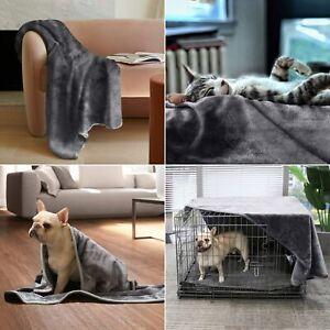 MORA Dog Blanket Puppy Cat Blanket Fleece 101x127cm Dog Bedding Pet Blankets