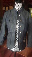 Veste en jean bleu Stella Mc Cartney for H&M, neuve T36