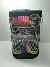 Brand New Franklin Nhl Multi Color High Density Street Hockey Balls 12 Balls