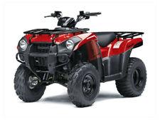 2020 Kawasaki Brute Force 300 Red