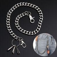 Key Chains Clip Biker Link Pant Jean Keychain  Thick chain  Wallet Chain Belt