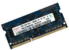 2gb ddr3 Hynix 1333 MHz netbook/Memoria RAM tan DIMM pc3-10600s