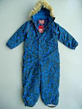 TICKET TO HEAVEN Schneeanzug 8 J 128 134 NEU mit Etikett blau Skianzug Othello