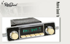 For VW Beetle 1958-67 Vintage Car Radio DAB+ UKW USB Bluetooth Aux