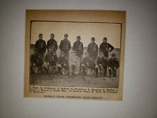 Dothan Baseball  1916 Team Picture George Dickerson Lance Richbourg Zack Taylor