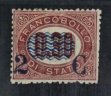 CKStamps: Italian Stamps Collection Scott#40 Mint HR OG
