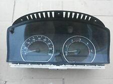BMW 730D E65 INSTRUMENT CLUSTER SPEEDOMETER ODOMETER SPEEDO 6211-9140813