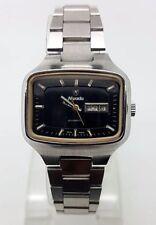 VINTAGE Nivada Automatic 17 JEWELS donna/unisex orologio, usato.