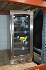 "Danby Dwc031D1Bsspr 15"" Stainless Built-In Wine Cellar Nob #13617 Cln"