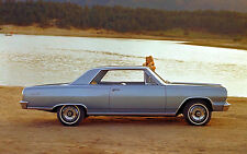 1964 Chevelle Malibu SS Dealership Showroom wall print 12 x 19 Giclee iris Print