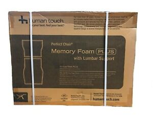 Memory Foam PLUS Kit for PC-420 Human Touch Perfect Chair Zero Gravity Recliner