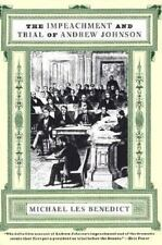The Impeachment and Trial of Andrew Johnson (Paperback or Softback)