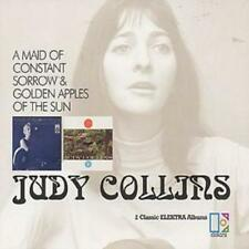 Judy Collins : A Maid of Constant Sorrow/Golden Apples of the Sun CD (2001)