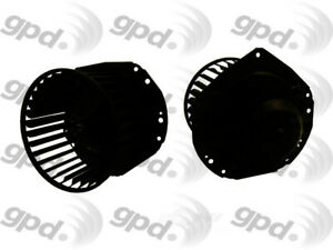HVAC Blower Motor Front Global 2311350