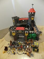 Playmobil Lion Knights Empire Castle 4865 / EUC Free Shipping within Canada